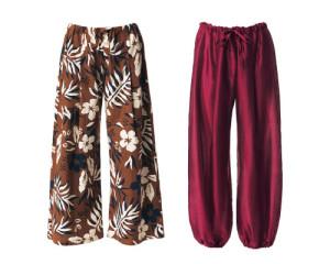 брюки mshose-sommerhose-naehen