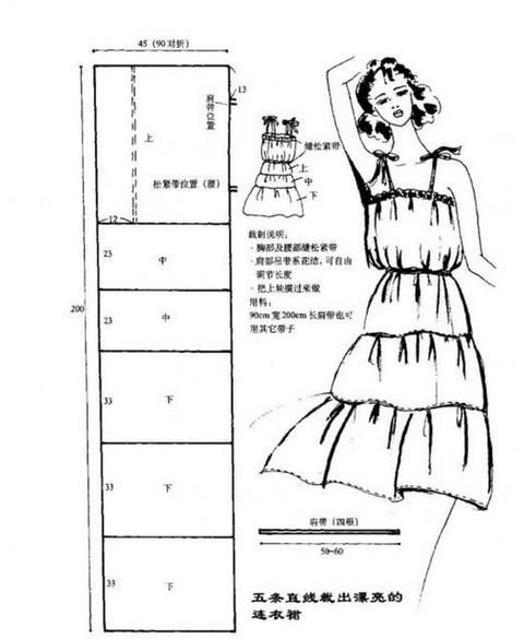Дамские хитрости Лёгкие летние платья и сарафаны выкройки для ленивы