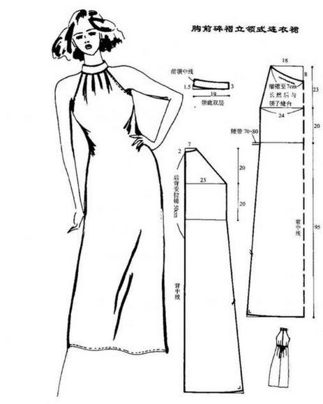 Сшить платье своими руками без выкройки из